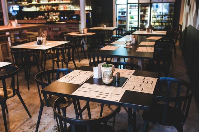Café interior design trends